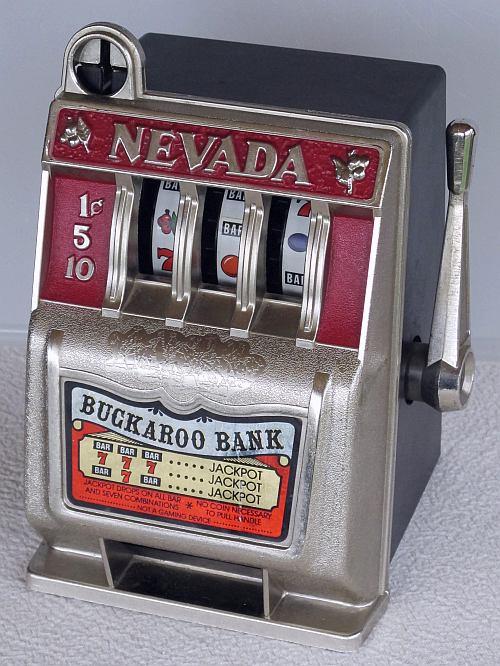 Nevada buckaroo bank slot machine epiphone casino inspired by john lennon vs elitist