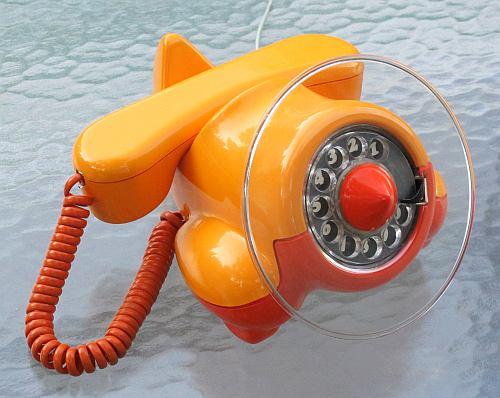Airplane Dial Telephone